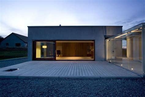 country house ireland box design studio loug derg by box architecture