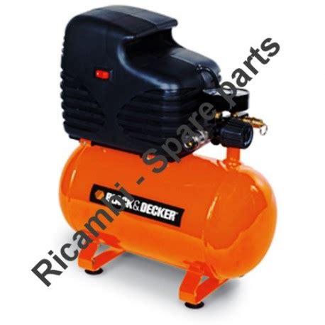black decker spare parts for air compressor cp6