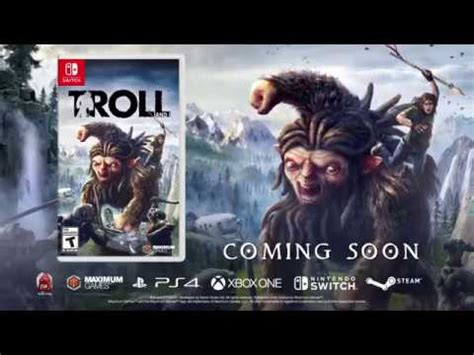 Nintendo Switch Troll And I troll and i trailer nintendo switch