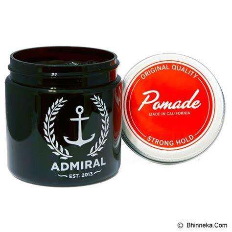 Pomade Lengkap jual admiral strong hold pomade murah bhinneka