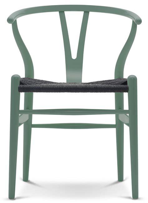 wishbone chair ch painted color carl hansen son