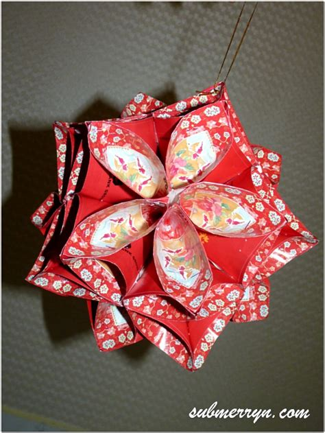 how to make new year lanterns using packets 12 pcs cny angpow lantern 171 home is where my is