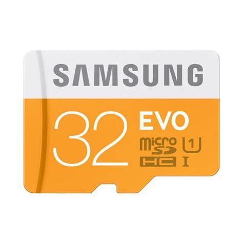 V Best Price Sandisk Microsd 32gb 48mb S Tanpa Adapter Micro Sd 32gb samsung 32gb class 10 evo microsdhc memory card best price