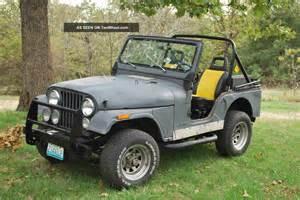 1978 Jeep Cj5 Rebuilt 1978 Jeep Cj5