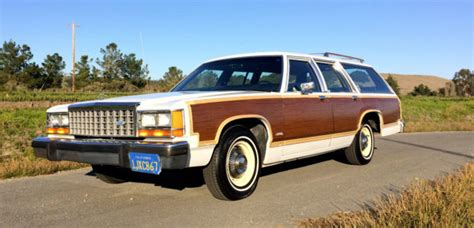 electric and cars manual 1984 ford ltd crown victoria electronic valve timing 1984 ford country squire classic ford other 1984 for sale