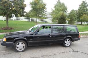 Turbo Volvo Wagon 1993 Volvo 940 Turbo Wagon Black On Black For Sale Photos