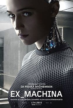 Ex Machina Wiki | ex machina wikipedia