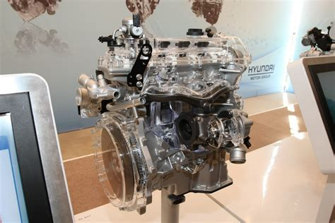 Kia T Gdi Engine Kia To Launch Small Turbocharged Engines To B C Segments