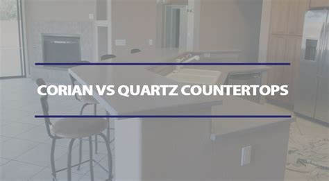 Corian Vs Quartz Countertops by Corian Vs Quartz Countertops Az Countertop Repair