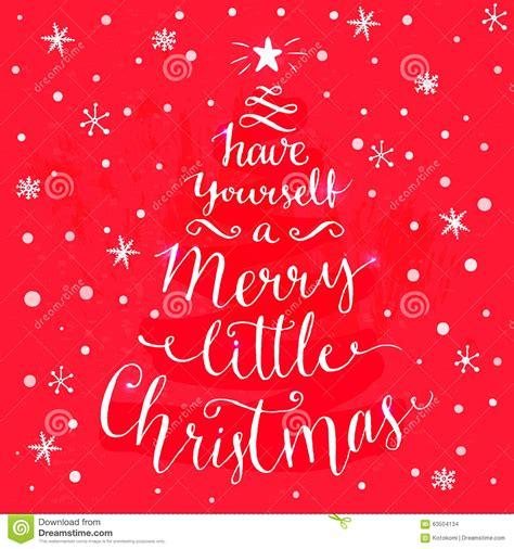 merry  christmas whimsical stock vector image