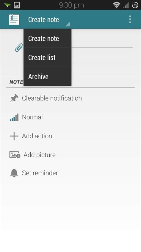 add reminder in android how to add to do lists reminders directly to your android notification tray 171 samsung galaxy