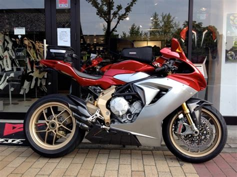 Limited Editions 6083 お客様のバイク紹介 mv agusta f3 675 serie oro dainese kyoto ダイネーゼ 京都 official web site