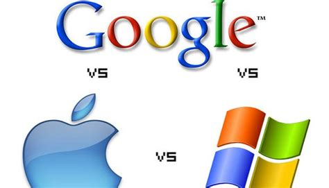 apple vs microsoft how google stole the show from apple adam hartung