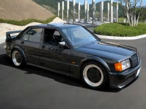 Mercedes 190 Amg 190 E 2 5 16 Evolution Amg Power Pack Mb W 201 Cars