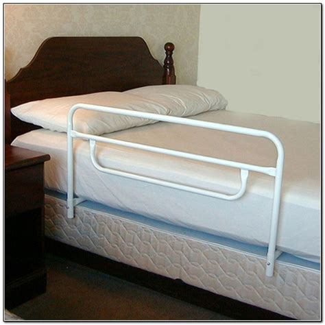 bed side rail bed side rails for queen size bed beds home design