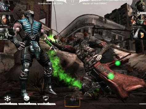mortal kombat for android mortal kombat x v1 15 1 android apk hack mod