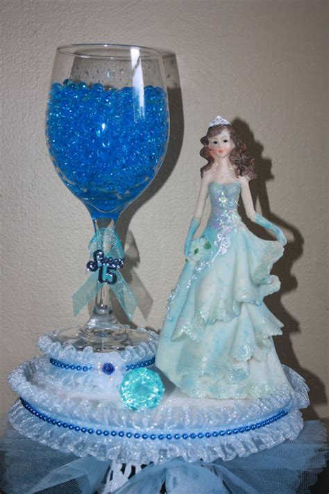 items similar to quinceanera sweet 16 centerpiece on etsy