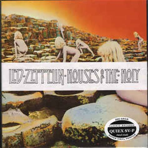 houses of the holy led zeppelin led zeppelin houses of the holy vinyl lp album at discogs