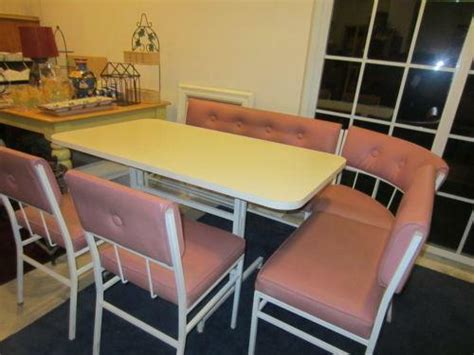 vintage kitchen table chairs ebay
