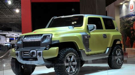 ford troller for sale troller r x concept is a ford bronco for the