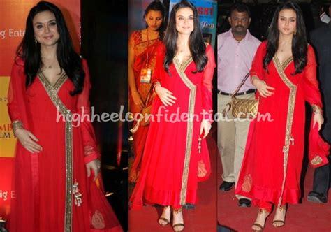 Chanel Preity 1 Preity Zinta Mami Festival Manish Malhotra Chanel