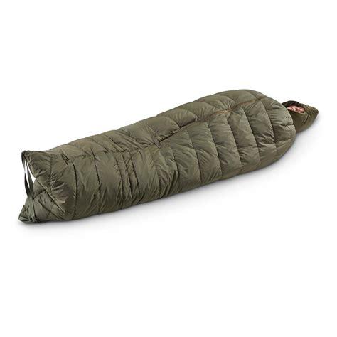 Sleeping Bag Us Army us surplus ecw sleeping bag like new 637616