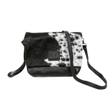 Cowhide Clutch - cowhide clutch shoulder bag zulucow