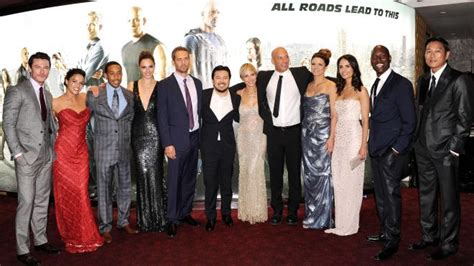 fast and furious 8 cast fast and furious 8 cast crew