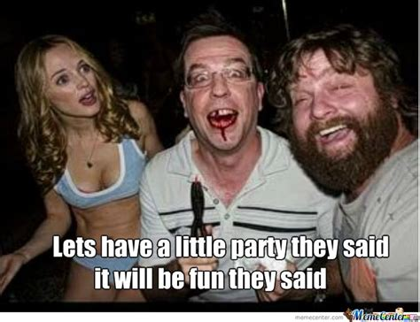 The Hangover Memes - patterns of temptation who people who trigger patterns
