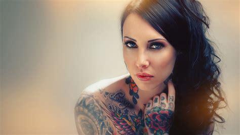 tattoo girl wallpaper 1920x1080 hd wallpaper wallpapers hintergr 252 nde 1920x1080 id 377018