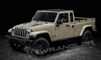 Jeep Jt Our 2019 Jeep Jt Info And Preview Images