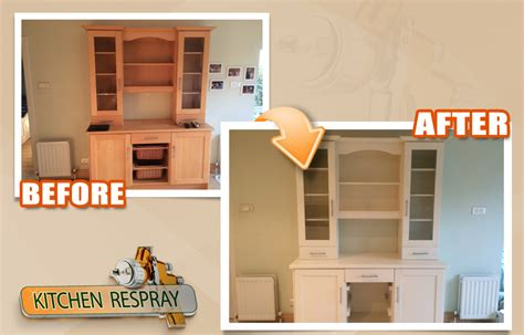 how much does it cost to respray kitchen cabinets nationwide kitchen respray painting kitchens