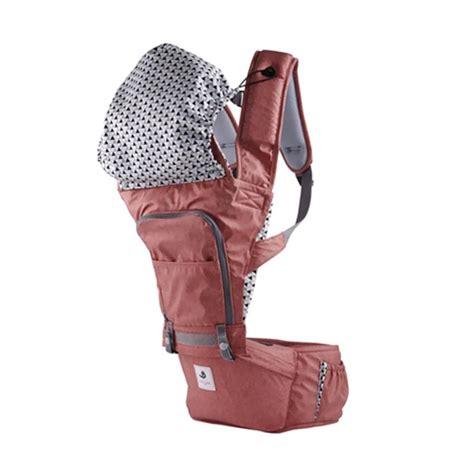 jual pognae no 5 waterproof outdoor hipseat carrier
