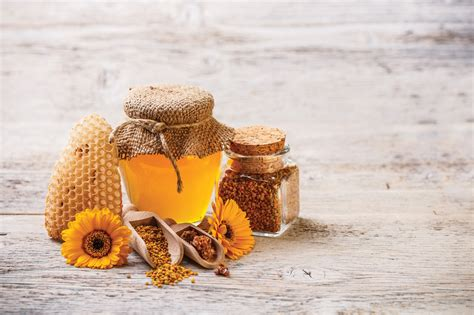 benefits of bee products