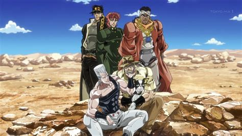 stardust crusaders winter 2015 ep impressions part 3 sticky jellyfish