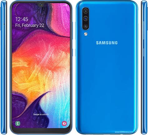 Samsung Galaxy A50 Android 9 by Samsung Galaxy A50 Pictures Official Photos
