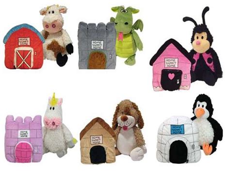 Boy Pillow Pets by Happy Nappers Pillow Pets With A House