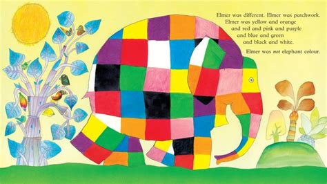 Elmer The Patchwork Elephant - the evolution of elmer the patchwork elephant news