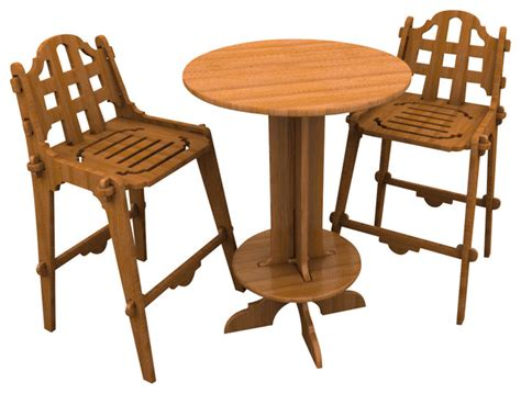 outdoor high top bistro table and chairs palladian bar set with high top table and 2 chairs