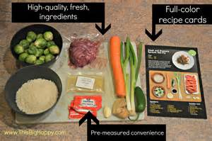 Hello fresh review where meal prep meets convenience this big