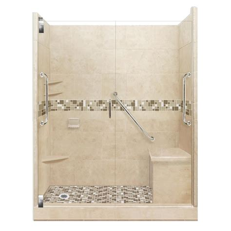 american bath factory shower systems reviews american bath factory tuscany freedom grand hinged 34 in x 60 in x 80 in left drain alcove