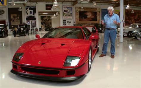 Leno F40 by Leno And The F40 6speedonline