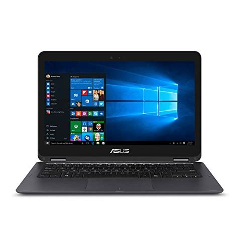 Laptop Asus Touchscreen I5 asus ux360ca ah51t 13 3 inch touchscreen convertible laptop fhd i5 7y54 8g 512g
