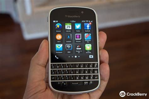blackberry q10 outselling the iphone 5 and galaxy s4 in crackberry