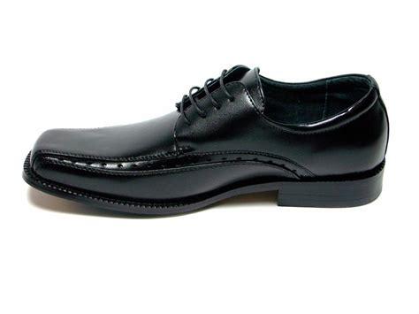 oxford s dress shoes new delli aldo s 16028 black classic square toe lace