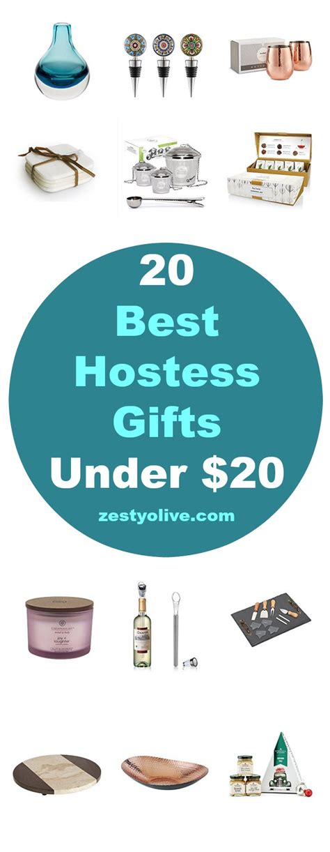 best hostess 20 best hostess gifts under 20 zesty olive simple