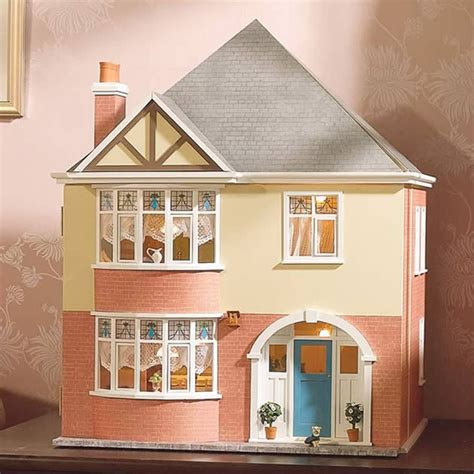 doll houses kits the mountfield dolls house kit 2600