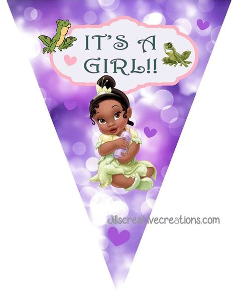 Purple Baby Shower Banner by Best 25 Princess Baby Showers Ideas On Baby