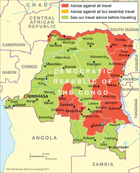travels in west africa congo francais corisco and cameroons books democratic republic of the congo travel advice gov uk