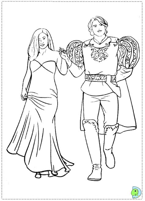 enchanted princess coloring pages free coloring pages of enchanted forest